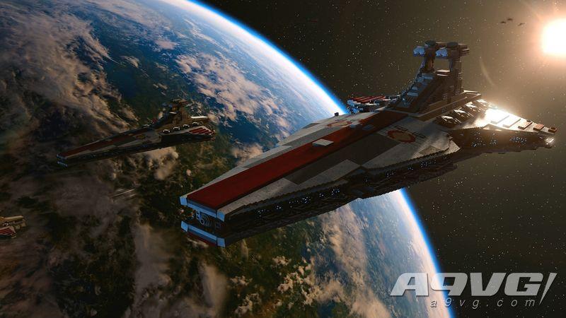 《乐高星球大战 天行者传奇》将延期推出 发售日更改为待定