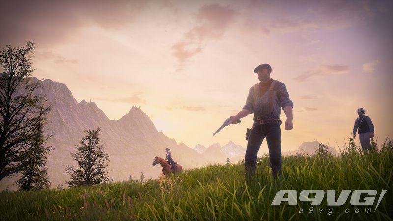 西部主题吃鸡游戏《GRIT》发表 今年春季开启抢先体验