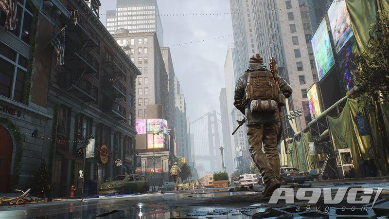 开放世界末世生存游戏《The Day Before》公开实机演示