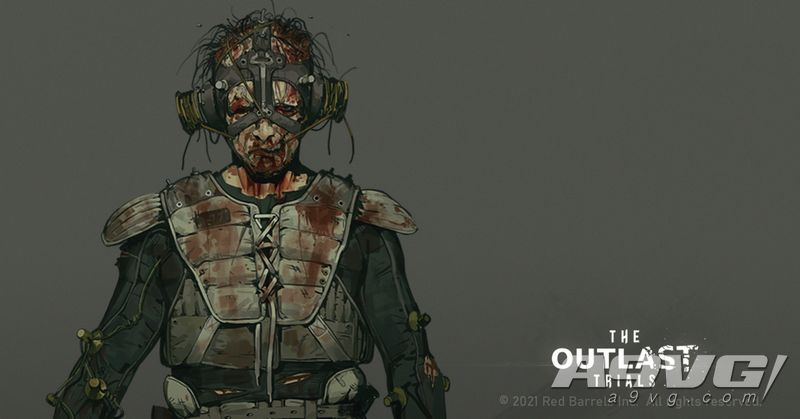 《OUTLAST》系列新作《逃生 试炼》公开敌人概念图