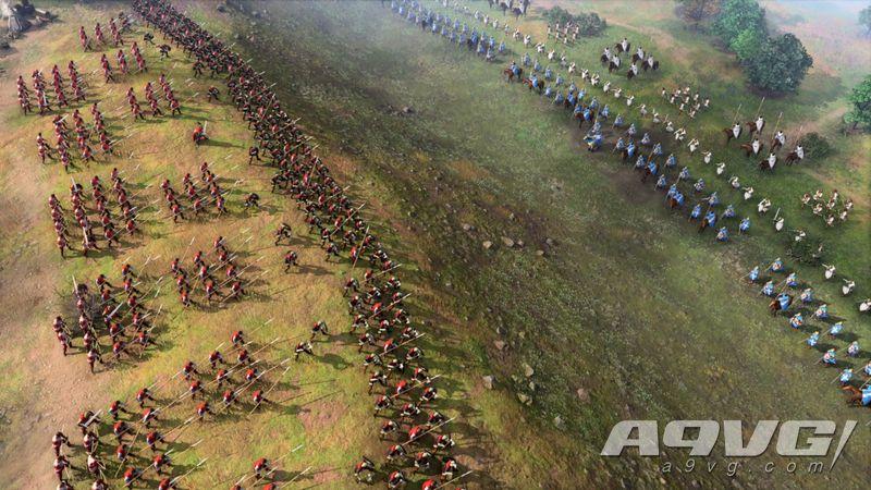 《帝国时代4》将于今年秋季推出 公开中国和德里苏丹国展示