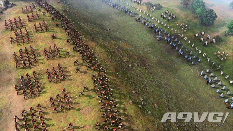 采访《帝国时代4》开发团队:中国文明在本作中亮点颇多