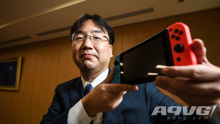 任天堂社长古川俊太郎采访 未来将制作更多全新原创游戏系列