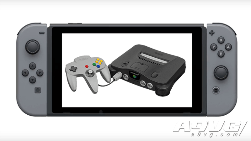 传闻:NS会员将添加N64/NGC/Wii游戏 Monolith新作财年内推出