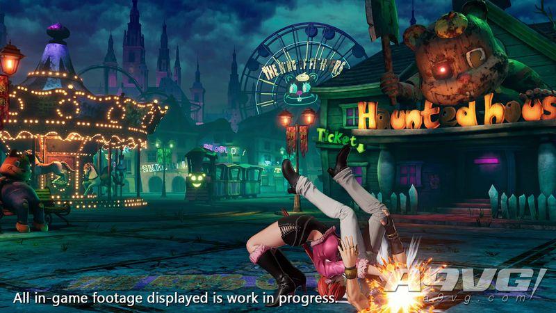 《拳皇15》第十四弹角色宣传片「夏尔米」 声优沿用手游作品