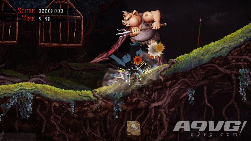 《经典回归 魔界村》将追加登陆PS4/Xbox One/PC 暂无发售日期