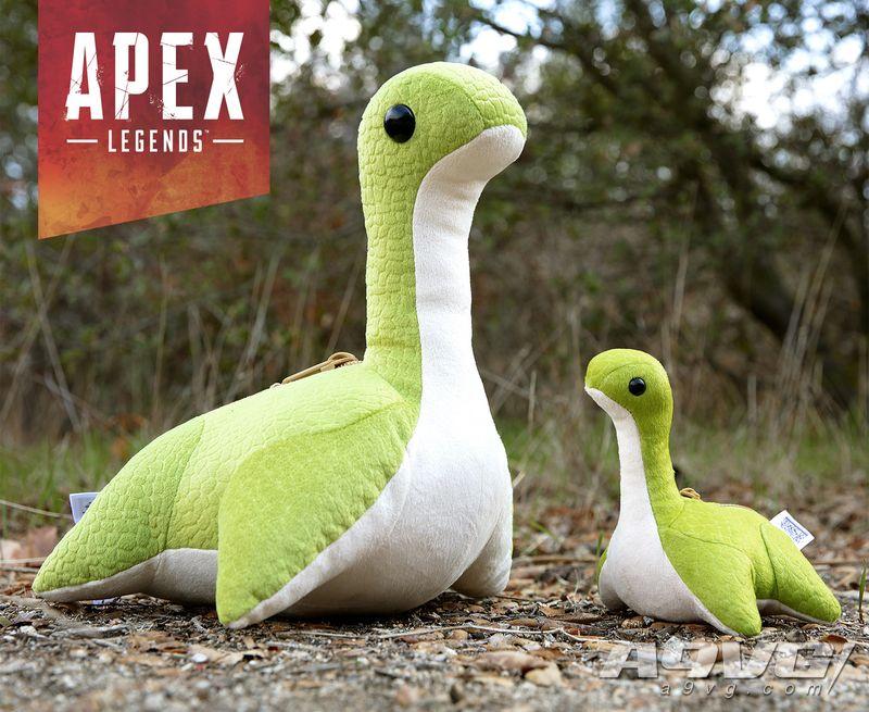 《Apex英雄》将推出主题尼斯湖水怪大玩偶 预计8月发售