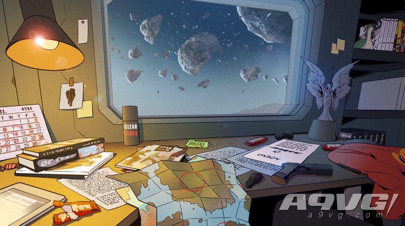 《Apex英雄》官推开启第九赛季预热活动 首段宣传视频今晚公开