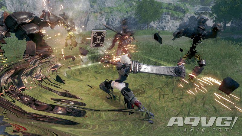 《尼尔 人工生命 升级版》试玩报告:更为流畅的战斗体验