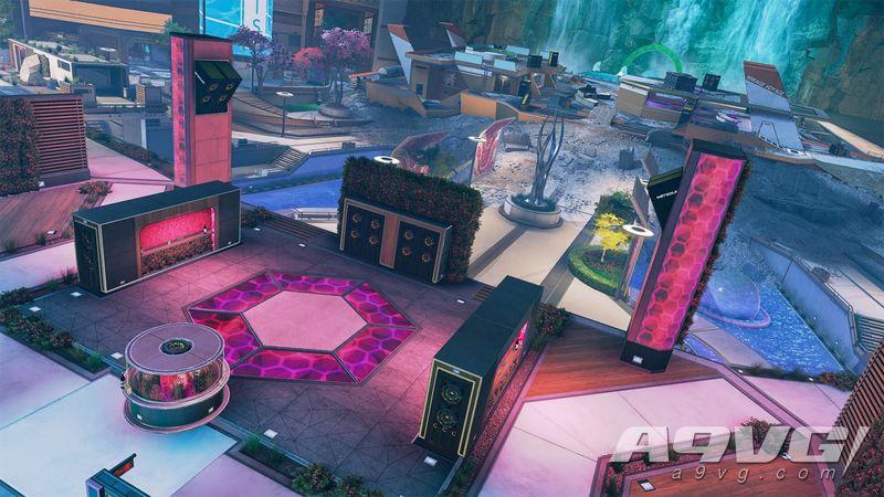 《Apex英雄》发表第九赛季实机宣传片 竞技场模式正式公开