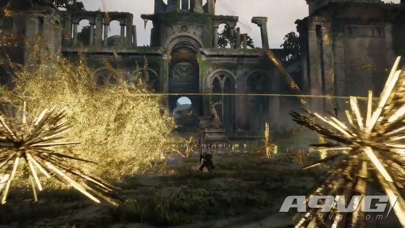 国产动作游戏《失落之魂》17分钟最新演示公开