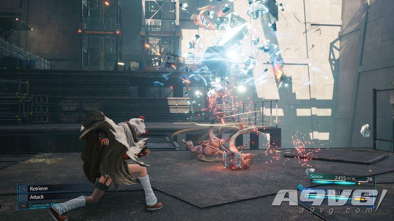 PS5《FF7 重制》制作人访谈:忠实于自己欲望的魔晶石猎人尤菲