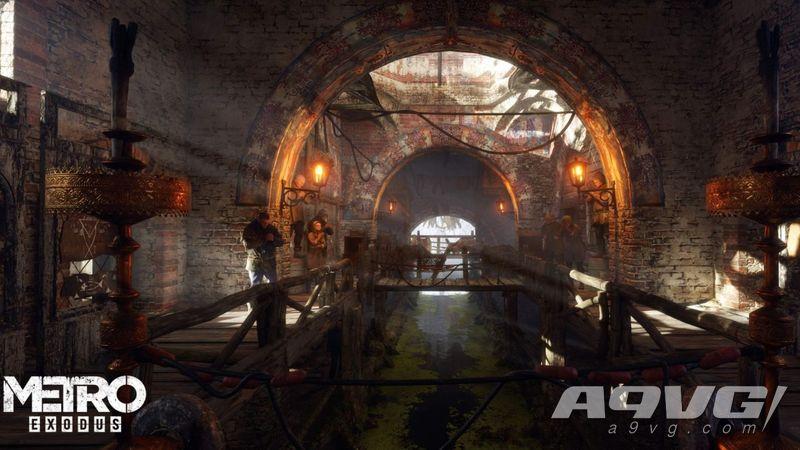 《地铁 大逃亡》PC强化版将于五月推出 支持升级版光追与DLSS