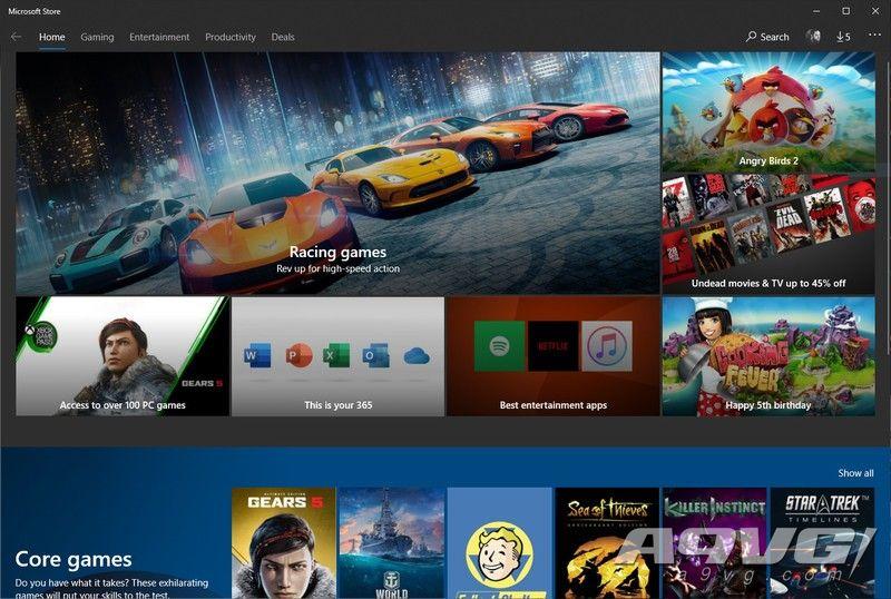 微软上调Microsoft Store PC端的开发者分成至88%