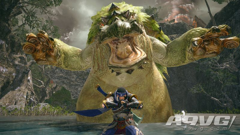 《怪物猎人 崛起》推送首个活动任务 任务奖励特殊肢体动作