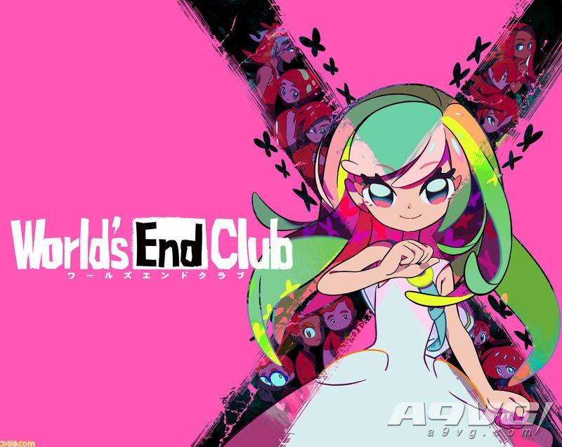 《世界尽头俱乐部》将发布免费体验版 可试玩序章剧情