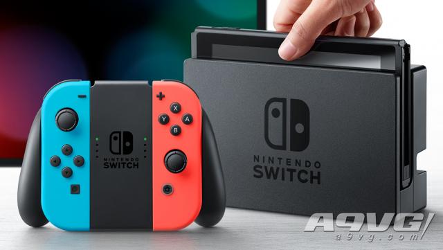 任天堂或将于本财年将Switch产量增加至3000万台