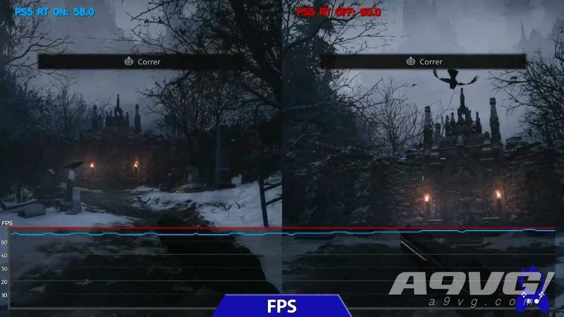 《生化危机8 村落》Demo版各平台画面性能对比视频