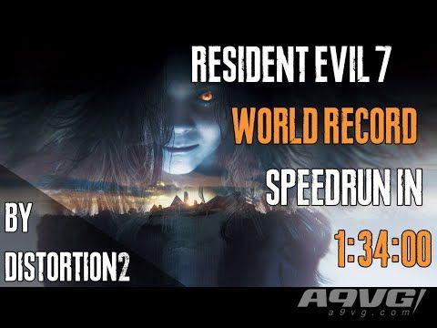 《生化危机7》新游戏疯人院难度1小时34分速通视频 当前世界纪录
