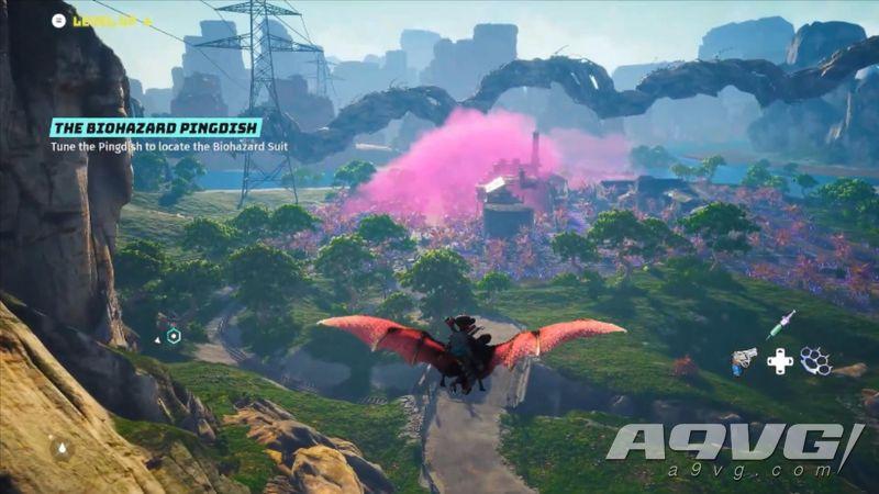 《生化变种》全新实机演示 机甲驾驶、怪物骑乘和战斗