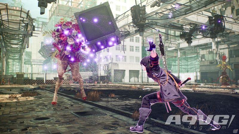 《绯红结系》新截图公布展示念力战斗与羁绊系统