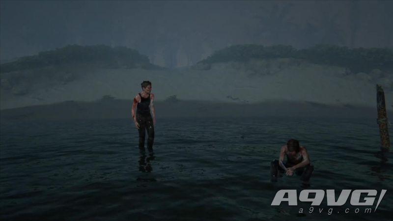 《最后生还者 第二部》视角解锁之后 名场面更加直白地呈现