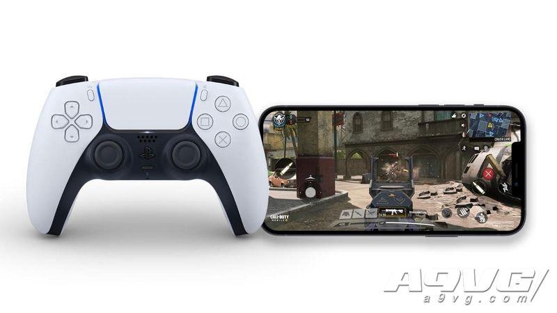 PS遥控游玩APP iOS版现已添加PS5 DualSense手柄支持