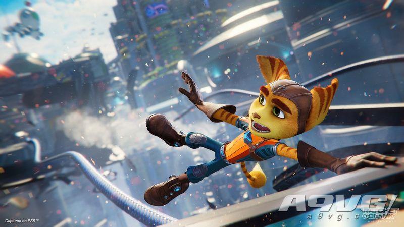 《瑞奇与叮当 时空跳转》发布全新游戏截图 7分钟新演示公开