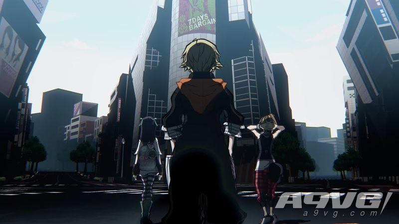 《新美妙世界》OP与新CM公开 欢迎参加死神游戏
