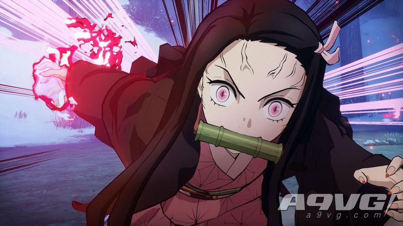 《鬼灭之刃 火之神血风谭》中文版将由世嘉发行