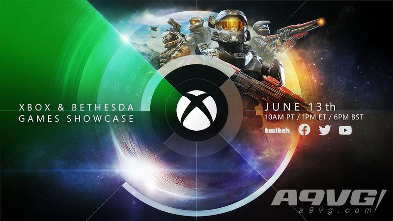 E3 2021:Xbox和Bethesda联合发布会北京时间6月14日凌晨1点举行