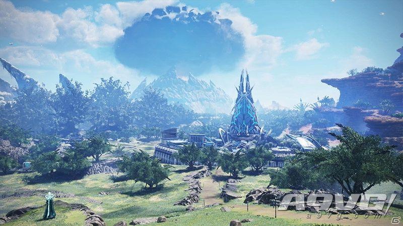 《梦幻之星在线2 新起源》将从6月9日开始运营