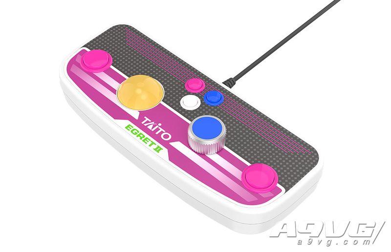 TAITO发表迷你街机「EGRET II mini」 可旋转屏幕方向