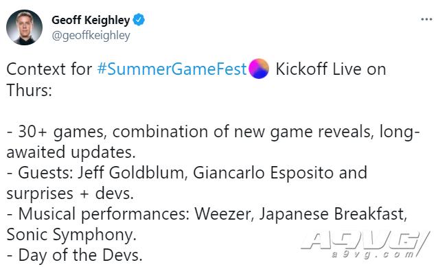 """夏日游戏节将展出30款以上游戏 会有""""等待已久""""的情报更新"""