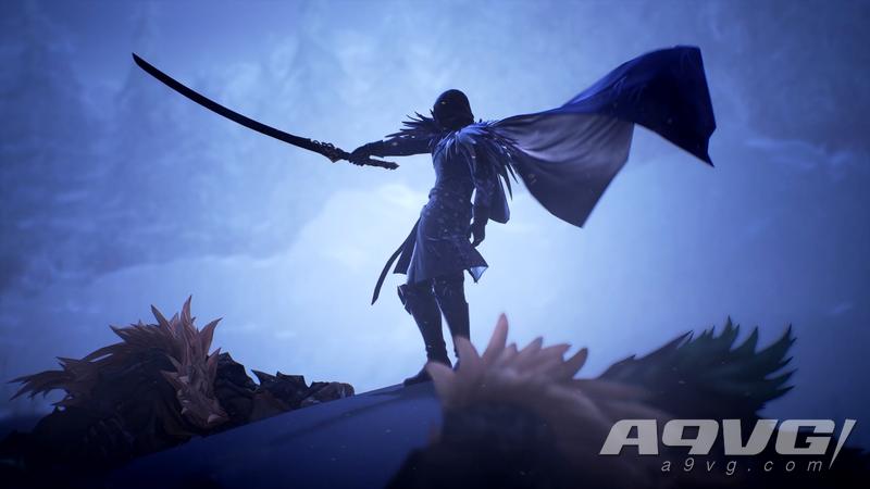《破晓传说》新宣传片公开 最后两位可操控角色登场