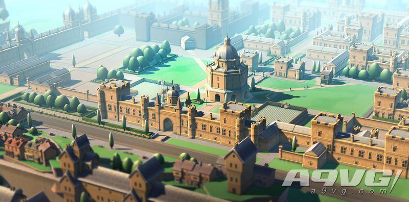 双点工作室新作《双点校园》宣传片首次公开 2022年发售