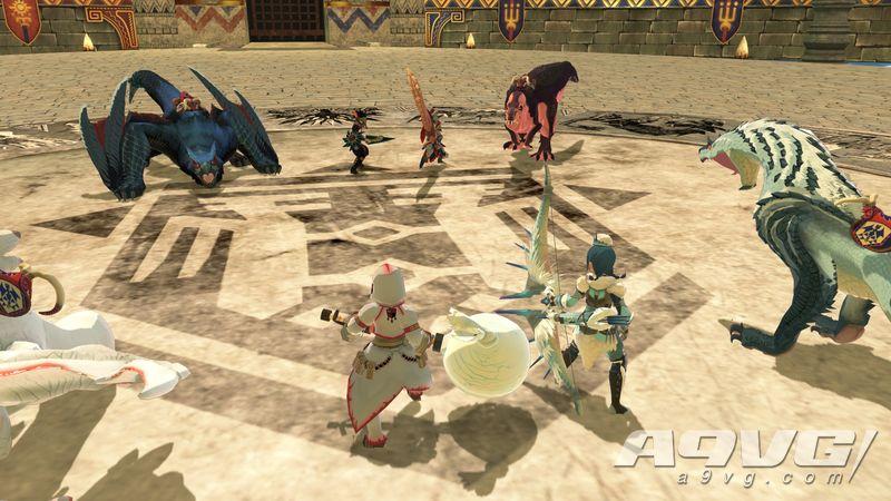 《怪物猎人物语2 破灭之翼》开发组采访 具备MH所具有的特点