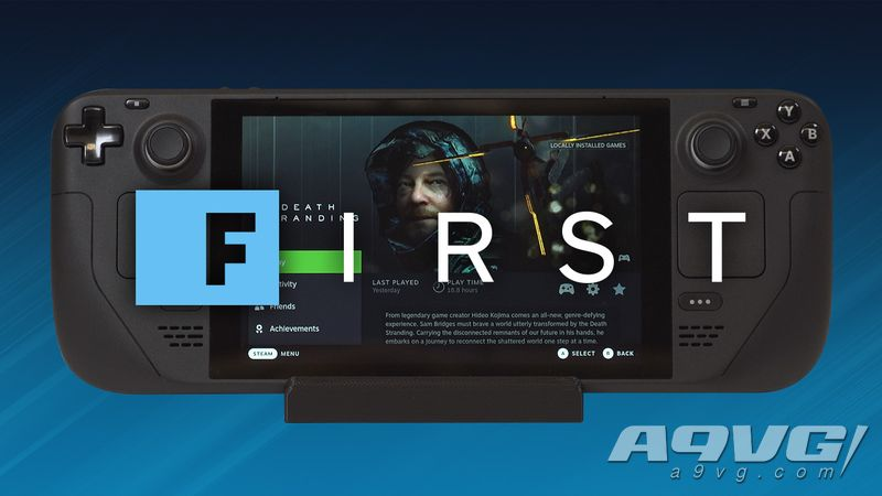 Valve公布掌机Steam Deck 售价399~649美元