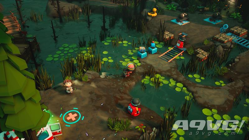 505 Games发布会公布《实况!救援大作战》与多款新作内容