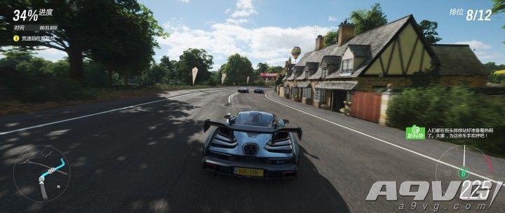 《极限竞速:地平线4》首发评测:全面性的进步 接近理想的英伦之旅