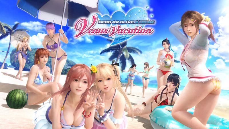 《死或生沙滩排球 维纳斯假期》登陆Steam A9专访制作人