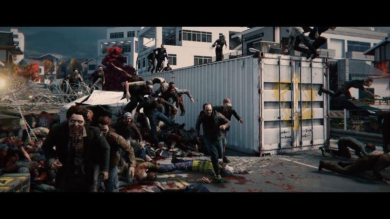 《僵尸世界大战》最新游戏预告 揭开东京的极限任务