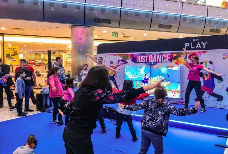 育碧与KLEPIERRE达成战略合作 《舞力全开2019》将进入欧洲商场