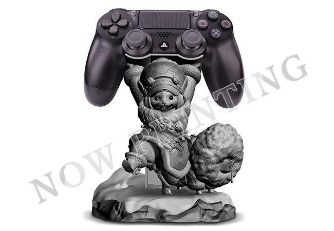 Capcom将推出《怪物猎人世界 Iceborne》随从猫主题手柄支架