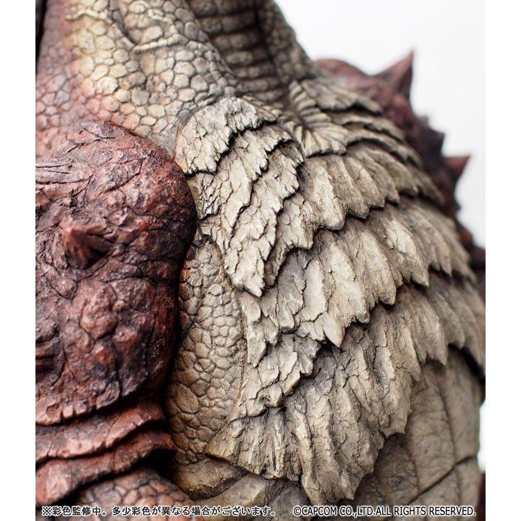 """《怪物猎人》15周年企划 """"巨大软胶系列老山龙""""相关细节公开"""
