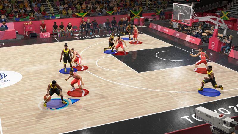 《2020 東京奧運 官方授權游戲》第四波資訊 籃球與桌球介紹