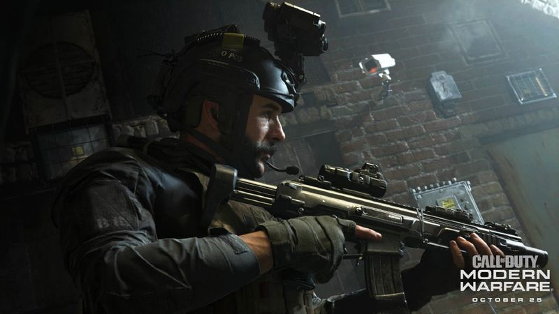《使命召喚 現代戰爭》首支預告片公開 10月25日發售