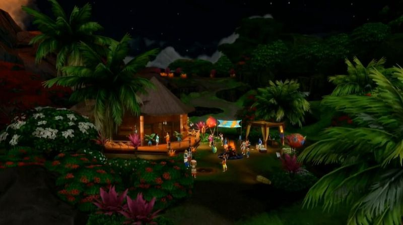 """《模拟人生4》最新拓展内容""""岛屿生活""""公布 6月21日发售"""