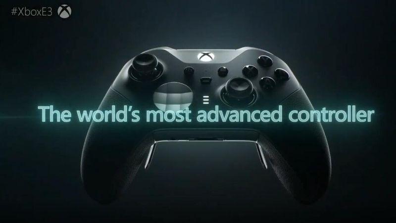 Xbox精英手柄2正式發布 支持充電新增手感調試選項