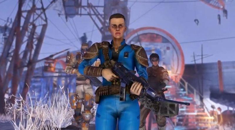 《辐射76》DLC将于2019年秋季推出 新模式52人大逃杀